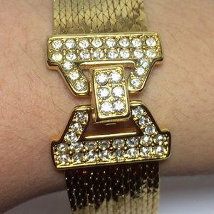 Nolan Miller Glamour Collection 14 Strand Bracelet